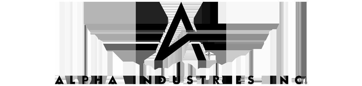 alpha industries streetwear logo