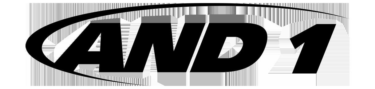 and1 basketball streetwear logo