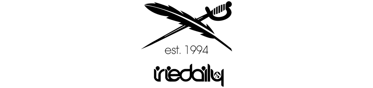 iriedaily berlin streetwear logo