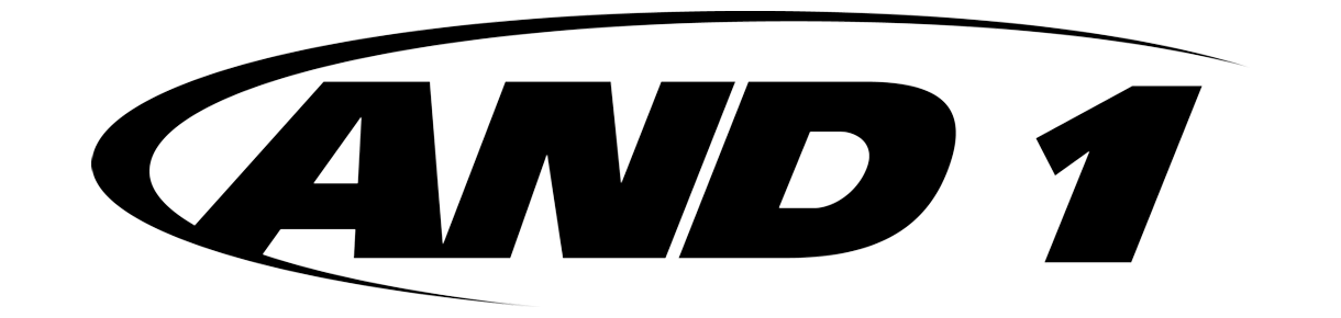 and1 basketball streetwear logo