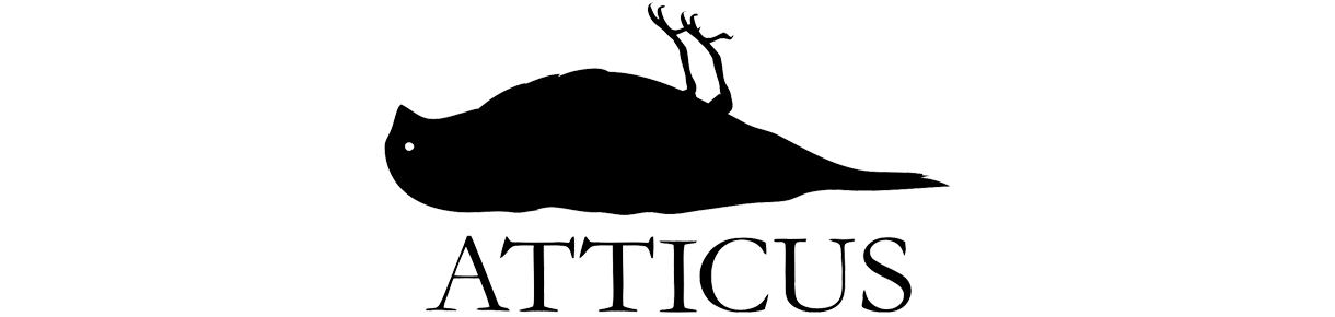 atticus clothing streetwear logo
